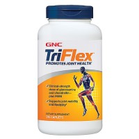 GNC Triflex Glucosamine, Chondroitin, MSM isi 240 tablets