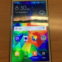 Samsung Galaxy S5 White MULUS [Second]