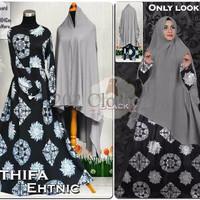 Gambar Baju Gamis Baju Muslim Baju Gamis Fashion NATHIFA EHTNIC Modern