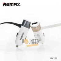 Car Charger Remax 3.4A RCC102