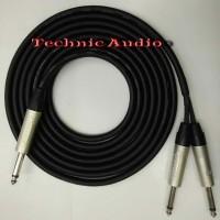 Cable Canare 4s6 Ori MadeIn Japan+Jack Akai Neutrik To Akai Neutrik 6m