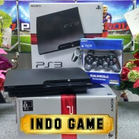 PS3 SLIM HDD 500GB MULTIMAN CFW TERBARU FREE GAME