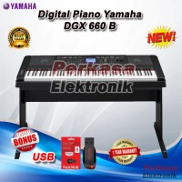 Digital Piano Yamaha DGX 660 / DGX-660 / DGX660