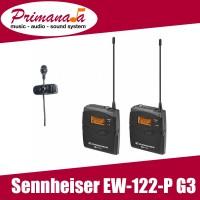 Sennheiser EW 122-P G3 / EW122-PG3 / EW122-P G3 Wireless Microphone