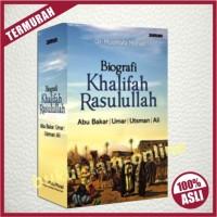 Buku Biografi Khalifah Rasulullah Penerbit Zaman (Isi 4 Buku Khalifah)