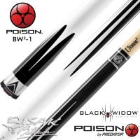 Poison BW2-1 Black Widow - Billiard Pool Cue Stick Biliar by Predator