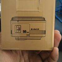harga Lensa Fix YN 50mm f/1.8 untuk Nikon Tokopedia.com