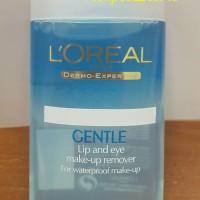 loreal lip and eye make up remover 125ml