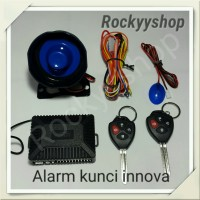 alarm mobil model kunci Innova