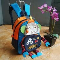 harga Tas anak little V robot Tokopedia.com