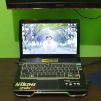 Laptop Gaming i5 Sony Vaio Core I5 SVE14126CVB Ram 8GB VGA 2GB Fullset