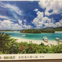 Epoch Jigsaw Puzzle 1000 pcs - Ishigaki Island