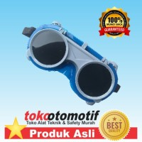 Welding Googles CH0001 C-Mart ( Top Quality ) Kacamata Safety