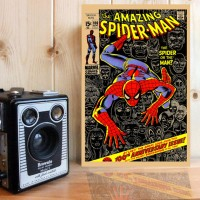 Poster komik Spiderman