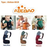 harga AIEBAO - HIPSEAT 6618 / GENDONGAN BAYI HIP SEAT / BABY CARRIER / JOSH Tokopedia.com
