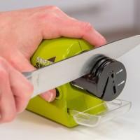 Swifty Sharp /Alat Pengasah Pisau Elektrik Otomatis/ Asah Pisau