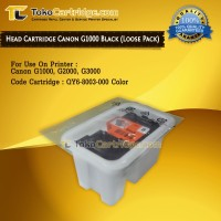 Head Printer Cartridge Canon G1000 G2000 G3000 GI-790 Black Loose Pack