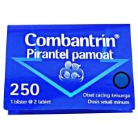 harga Combatrin Tablet 250mg Obat Cacing Tokopedia.com
