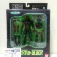 Kamen rider black rx & black sic bandai masked rider action figure