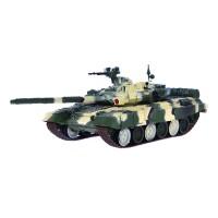 Diecast Panser Tank T90A Volgograd Hero City Modelcollect 10 cm 1:72