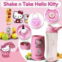 shake n take gen generasi 4 blend go 2 double cup juicer blender HK