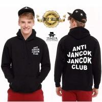 Hoodie Anti Jancok Jancok Club - Zemba Clothing