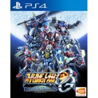 Super Robot Wars Og: The Moon Dwellers - PS4 Games