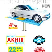 Promo Lift Hidrolik Cuci Mobil H New 4 TON Automega
