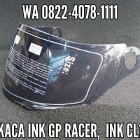 harga Kaca helm Ink Gp Racer, Ink CL1, Agv dark Tokopedia.com