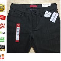 Jual Celana Jeans Pria SLIM FIT STRAIGHT GUESS Import Murah Harga Promo Murah