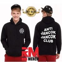 Hoodie Anti Jancok Jancok Club - Redmerch