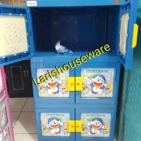 harga Lemari Plastik Doraemon Ukuran Besar Tokopedia.com