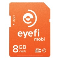 Eye-Fi Mobi Wireless SDHC Card Class 10 8GB - Mobi-8 Class 10