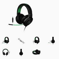 Razer Kraken Pro gaming & music headset (gaming on the go ) - Black