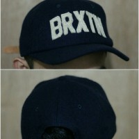 harga Topi/ five cap panel Brixton Tokopedia.com