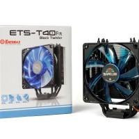 Coolink / Cooler Enermax ETS-T40F-BK / ETST40FBK - 12Cm Dual Fan Black