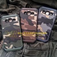 Cover Samsung Galaxy On7 - Militer Loreng