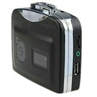 USB Casette Tape Player To MP3