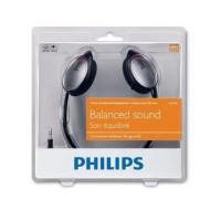 Philips SHS390 Neckband Over Ear Headphone [Murah]