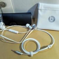 headset earphone beats urbeats silver [DISKON]