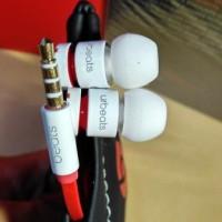 Headset earphone beats urbeats (CT) Putih / white Promo