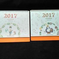 Kalender 2017 Import China