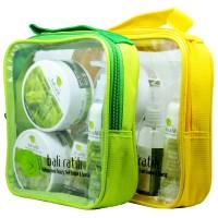 Jual Bali Ratih - Paket Scrub, Butter, Lotion, Mist + FREE Plastic Pouch Murah