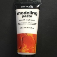 REEVES 200ML MODELING PASTE