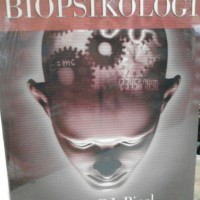 Buku Biopsikologi oleh John P. J. Pinel