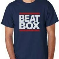 T-shirt / kaos / baju / kaos BEATBOX