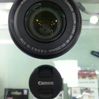 Lensa canon 55-200mm IS STM mirroles