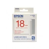 harga Epson 18mm Tape Cartridge for Epson labelWorks Printer Tokopedia.com