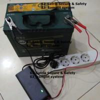 ngecas aki motor dan mobil / SMART FAST Charger AKI dari listrik 10A