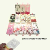 Samsung Galaxy J5 Softcase Water Glitter Motif (ABCSAMJ5TWGM)